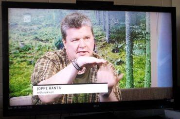 Aamu-TV:ssä
