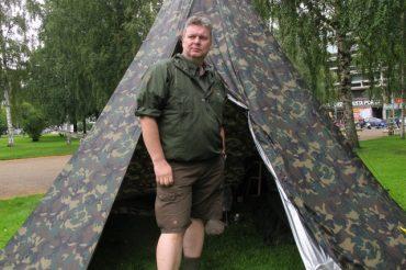Retkinikkari suomalaisen retkeilykulttuurin asialla