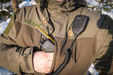 Radiopuhelin hyötykäytössä – Motorola T82 Extreme testissä